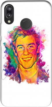 Shawn Mendes - Ink Art 1998 for Huawei P20 Lite