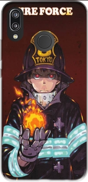 Shinra kusakabe fire force Huawei P20 Lite / Nova 3e Case