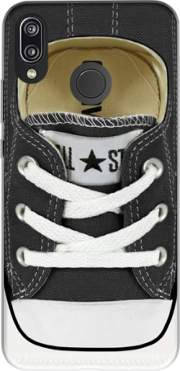 All Star Basket shoes black Case for Huawei P20 Lite