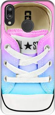 All Star Basket shoes rainbow Case for Huawei P20 Lite