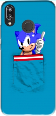 Sonic in the pocket Huawei P20 Lite Case