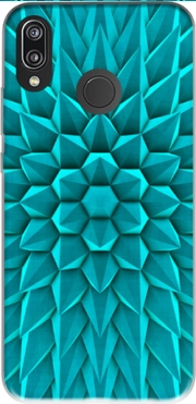 Spiked Skin Case for Huawei P20 Lite / Nova 3e