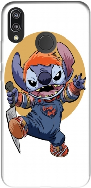 Stitch X Chucky Halloween Case for Huawei P20 Lite / Nova 3e