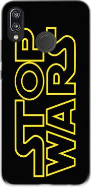 Stop Wars Case for Huawei P20 Lite
