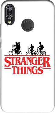 Stranger Things by bike for Huawei P20 Lite / Nova 3e
