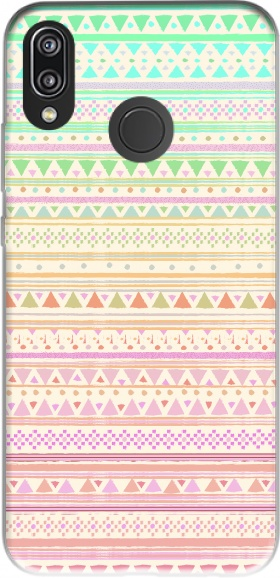Case Summer Bandana for Huawei P20 Lite / Nova 3e