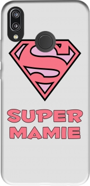 Super Mamie Case for Huawei P20 Lite