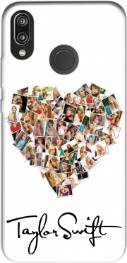 Taylor Swift Love Fan Collage signature Huawei P20 Lite Case