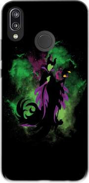 The Malefica Case for Huawei P20 Lite