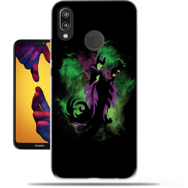 Case The Malefica for Huawei P20 Lite