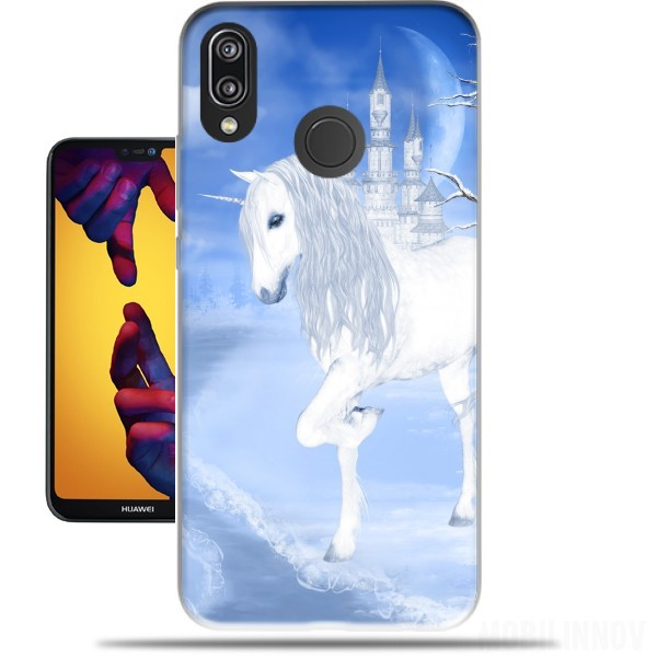Case The White Unicorn for Huawei P20 Lite / Nova 3e