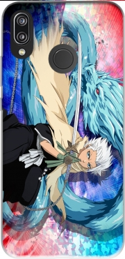 Toshiro Hitsugaya Bleach Sword Case for Huawei P20 Lite / Nova 3e