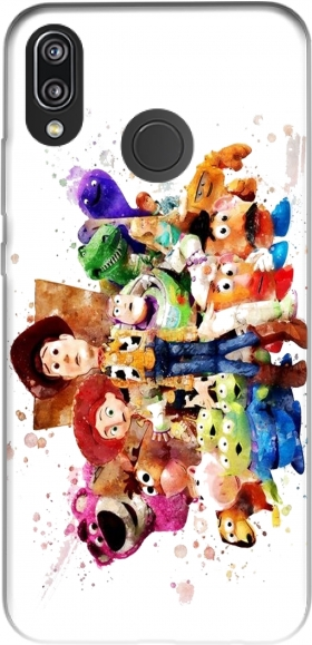 Case Toy Story Watercolor for Huawei P20 Lite / Nova 3e