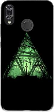 Treeforce Case for Huawei P20 Lite