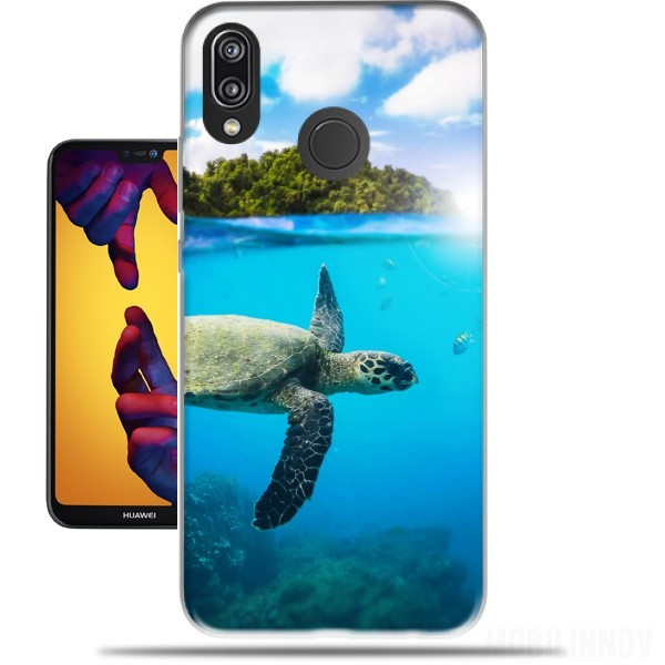 Case Tropical Paradise for Huawei P20 Lite / Nova 3e