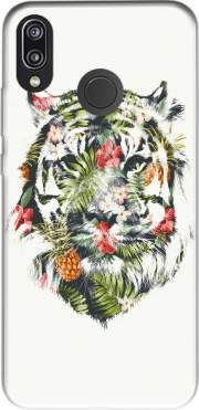 Tropical Tiger Case for Huawei P20 Lite / Nova 3e