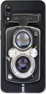 Vintage Camera Yashica-44 Case for Huawei P20 Lite