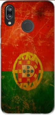 Vintage Flag Portugal Case for Huawei P20 Lite / Nova 3e