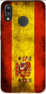 Flag Spain Vintage Case for Huawei P20 Lite / Nova 3e