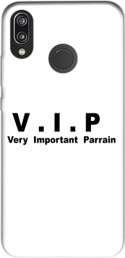 VIP Very important parrain Case for Huawei P20 Lite
