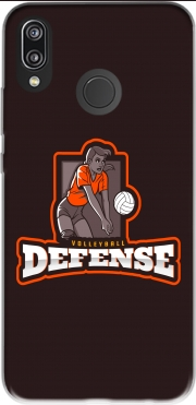 Volleyball Defense Case for Huawei P20 Lite / Nova 3e