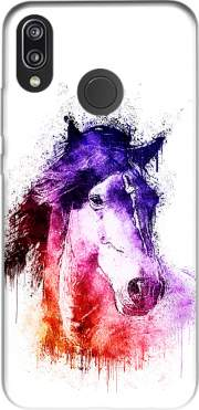 Watercolor Horse Huawei P20 Lite / Nova 3e Case