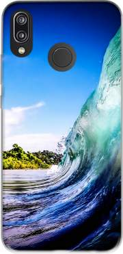 Wave Wall Case for Huawei P20 Lite / Nova 3e
