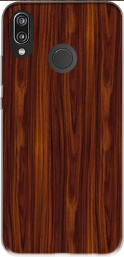 Wood Case for Huawei P20 Lite