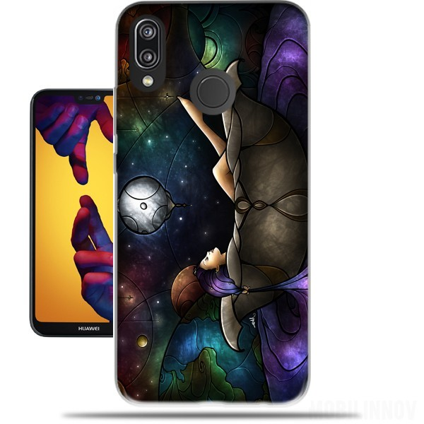 Case Worlds Away for Huawei P20 Lite