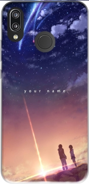 Your name Manga Huawei P20 Lite / Nova 3e Case