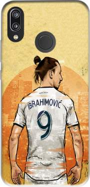 zLAtan Los Angeles  Case for Huawei P20 Lite