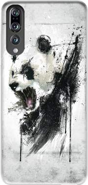 Angry Panda Case for Huawei P20 Pro / Plus