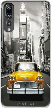 Yellow taxi City of New York City Case for Huawei P20 Pro / Plus