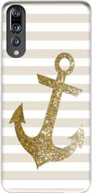 Gold Mariniere Case for Huawei P20 Pro / Plus