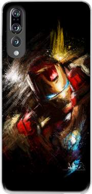 Grunge Ironman Case for Huawei P20 Pro / Plus