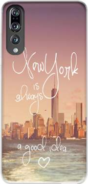 Always New York Case for Huawei P20 Pro / Plus