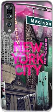 New York City II [pink] Case for Huawei P20 Pro / Plus