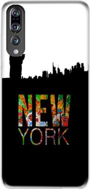 New York Case for Huawei P20 Pro / Plus