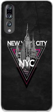 NYC V [pink] Case for Huawei P20 Pro / Plus