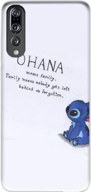 Ohana Means Family Case for Huawei P20 Pro / Plus
