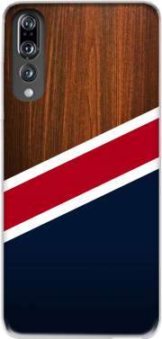 Wooden New England Case for Huawei P20 Pro / Plus