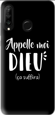 Appelle moi dieu Case for Huawei P30 Lite / Nova 4
