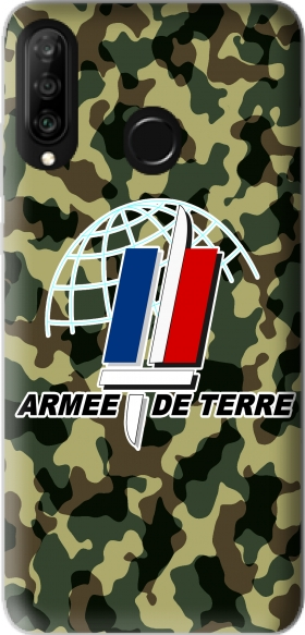 Case Armee de terre - French Army for Huawei P30 Lite / Nova 4