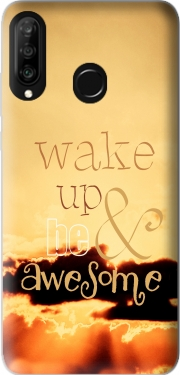 Be awesome Case for Huawei P30 Lite / Nova 4