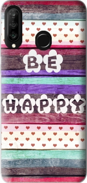 Be Happy Hippie Case for Huawei P30 Lite / Nova 4