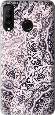 BOHOCHIC GIRL MANDALAS Case for Huawei P30 Lite / Nova 4