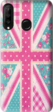 British Girls Flag Huawei P30 Lite / Nova 4 Case