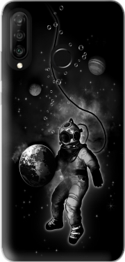Deep Sea Space Diver Case for Huawei P30 Lite / Nova 4