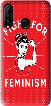 Fight for feminism Huawei P30 Lite / Nova 4 Case