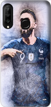Giroud The French Striker Huawei P30 Lite / Nova 4 Case